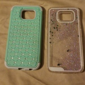 2 cases for a Samsung  Galaxy S6